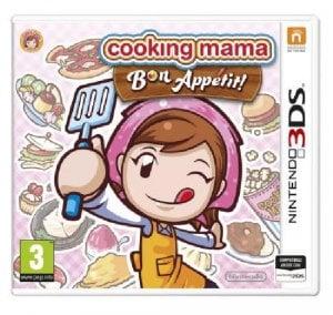 Cooking Mama: Bon Appétit! per Nintendo 3DS
