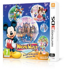 Disney Magical World per Nintendo 3DS