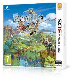 Fantasy Life per Nintendo 3DS