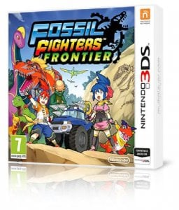 Fossil Fighters Frontier per Nintendo 3DS
