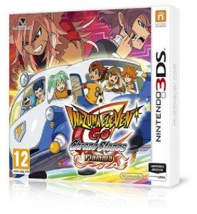 Inazuma Eleven Go: Chrono Stones Fiamma per Nintendo 3DS