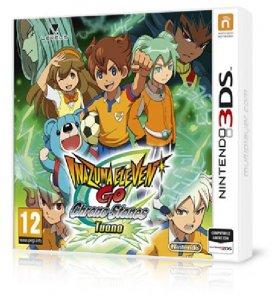 Inazuma Eleven Go: Chrono Stones Tuono per Nintendo 3DS