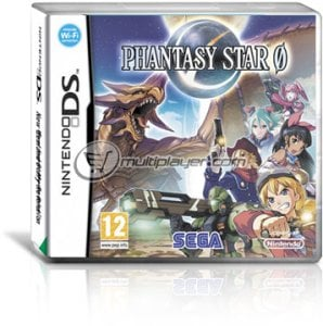 Phantasy Star Zero per Nintendo DS