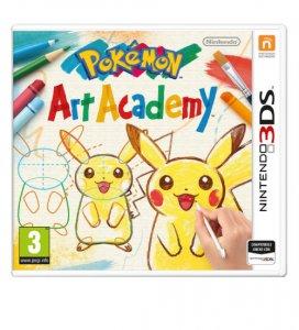 Pokémon Art Academy per Nintendo 3DS