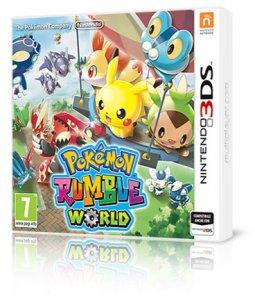 Pokémon Rumble World per Nintendo 3DS