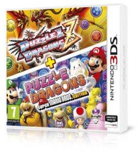 Puzzle & Dragons Z + Puzzle & Dragons: Super Mario Bros. Edition per Nintendo 3DS