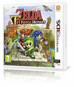 The Legend of Zelda: Tri Force Heroes per Nintendo 3DS