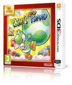 Yoshi's New Island per Nintendo 3DS