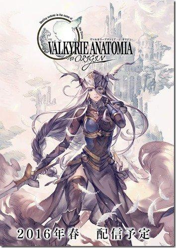 Oltre un milione di download per Valkyrie Anatomia: The Origin