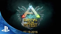 ARK: Survival of the Fittest - Trailer d'annuncio per la versione PlayStation 4