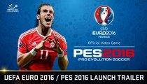 Pro Evolution Soccer: UEFA Euro 2016 - Nuovo trailer di lancio