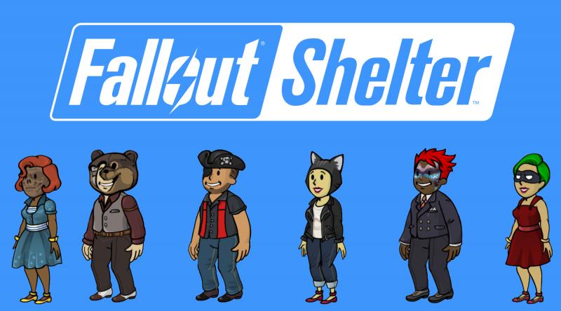 Disponibile l'aggiornamento 1.5 per Fallout Shelter