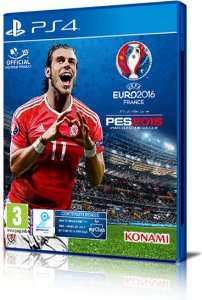 Pro Evolution Soccer 2016 (PES 2016): UEFA EURO 2016 per PlayStation 4