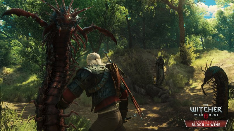 Steam ha rivelato la data di uscita di The Witcher 3: Blood and Wine