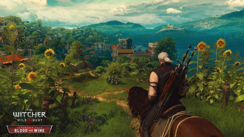 The Witcher 3: Blood & Wine sarà ampio come tutte le Isole Skellige e arriverà prima dell'E3