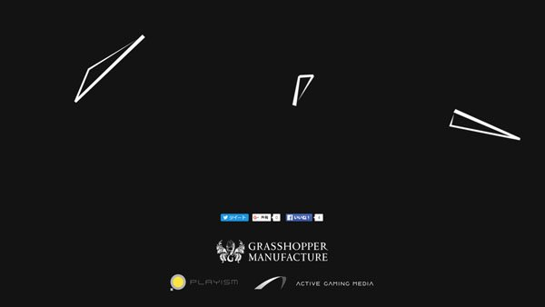 "Grasshopper Manufacture e Playism aprono il sito teaser ""Believe in the Internet"""