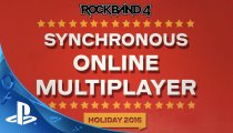 Rock Band 4 - Trailer sul multiplayer online sincrono