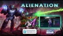 Alienation - Il trailer di lancio