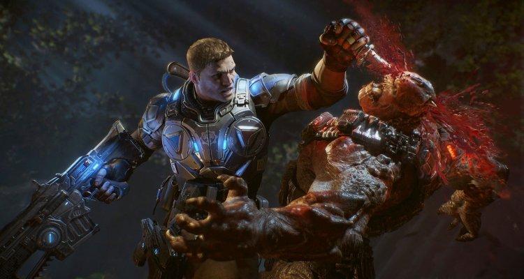 Gears of War 4 uscirà anche in Giappone il 25 maggio, senza censure e dunque vietato ai minori