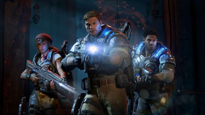 Gears of War 4 sarà presente al PAX East