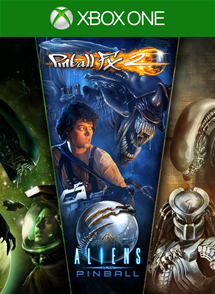 Pinball FX2 - Aliens Vs. Pinball per Xbox One