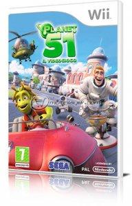 Planet 51: Il Videogioco per Nintendo Wii