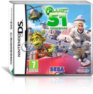 Planet 51: Il Videogioco per Nintendo DS