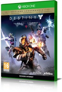 Destiny: Il Re dei Corrotti per Xbox One