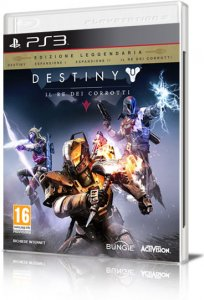 Destiny: Il Re dei Corrotti per PlayStation 3