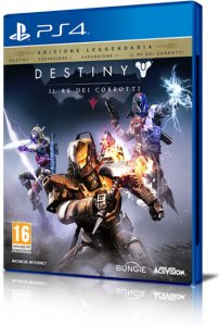 Destiny: Il Re dei Corrotti per PlayStation 4