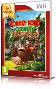 Donkey Kong Country Returns per Nintendo Wii