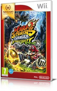 Mario Strikers Charged Football per Nintendo Wii
