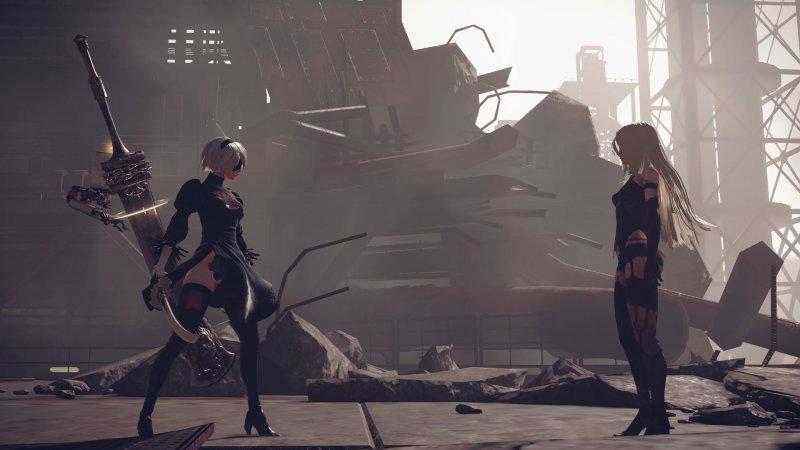 Finestra di lancio e nuovo trailer per NieR Automata all'E3 2016