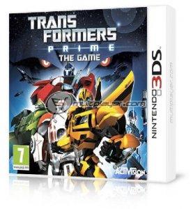 Transformers Prime per Nintendo 3DS