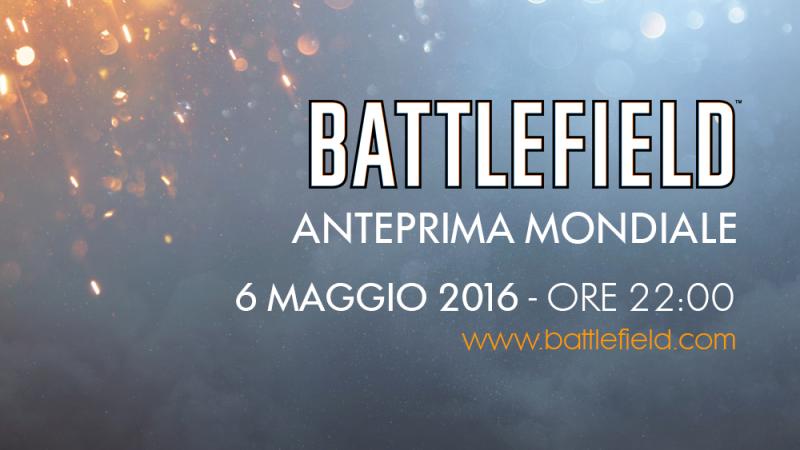 Il nuovo Battlefield verrà mostrato il 6 maggio