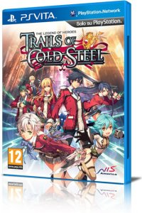 The Legend of Heroes: Trails of Cold Steel per PlayStation Vita