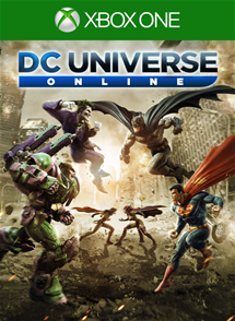 DC Universe Online per Xbox One