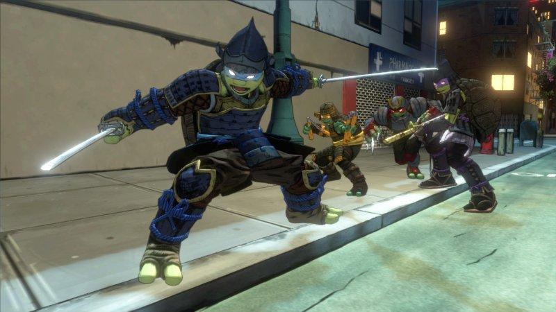 Teenage Mutant Ninja Turtles: Mutanti a Manhattan è disponibile per l'acquisto anticipato su Xbox One