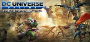 DC Universe Online per PC Windows