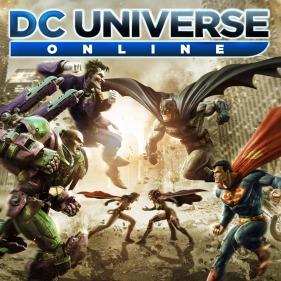 DC Universe Online per PlayStation 3