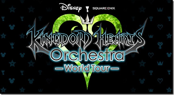 Annunciato l'Orchestra World Tour di Kingdom Hearts per il 2017