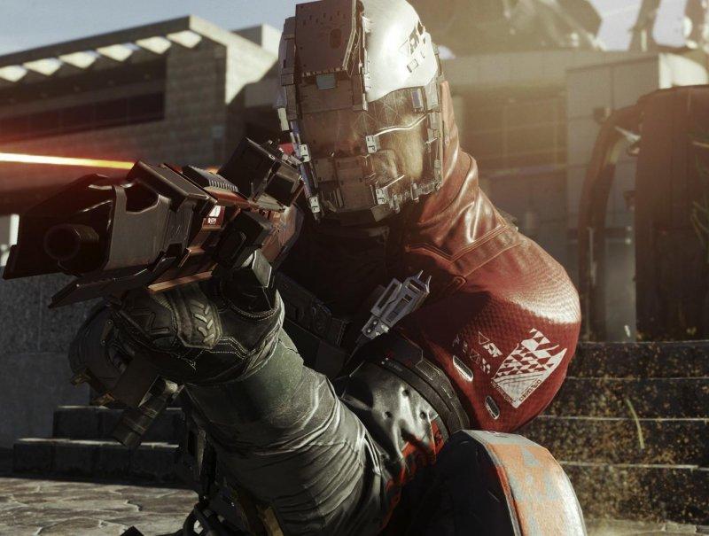 Niente Exo Suit per Call of Duty: Infinite Warfare