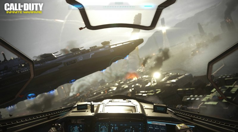 Confermato l'hub centrale di Call of Duty: Infinite Warfare