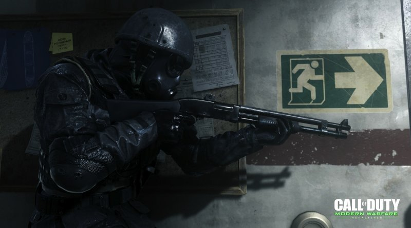 Call of Duty: Modern Warfare Remastered non sarà venduto separatamente