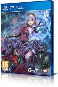 Nights of Azure per PlayStation 4