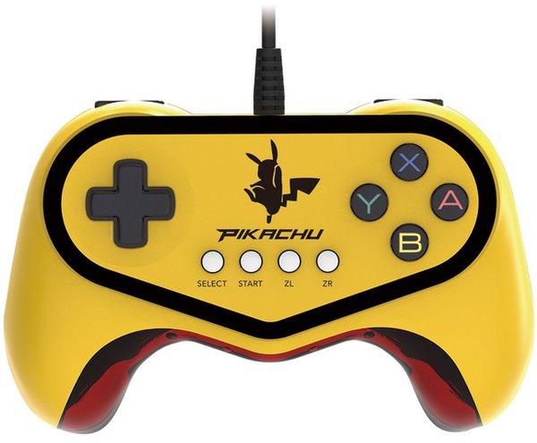 In arrivo un controller a tema Pikachu per Pokkén Tournament