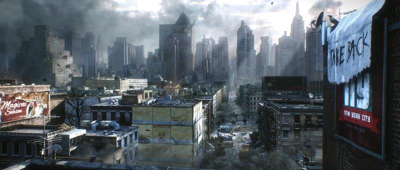 Come i videogiochi raccontano New York