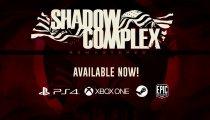 Shadow Complex Remastered - Trailer di uscita