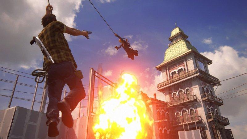 Appuntamento a partire dalle 14 per una diretta dedicata a Uncharted 4: Fine di un Ladro
