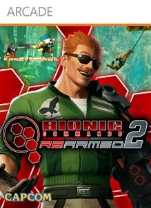 Bionic Commando Rearmed 2 per Xbox 360